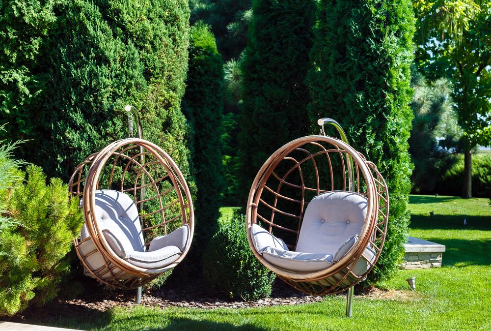 De tuinmeubel trends van 2019